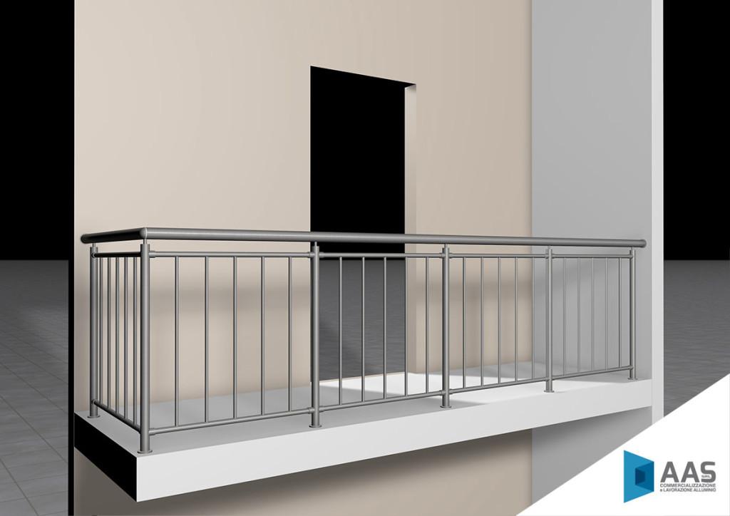 Favorito Ringhiere per balconi | AAS srl OB55